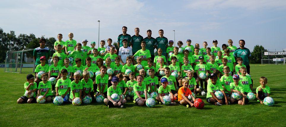 Informationen zum Fußballcamp 2020