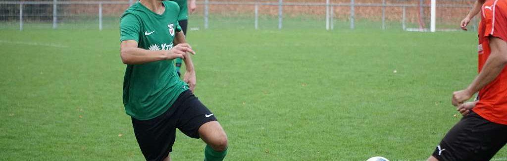 Aktive: Derby gegen den SV Offenhausen